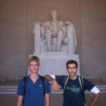Riccardo e Marco negli U.S.A.